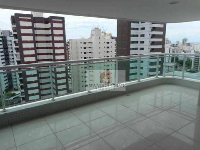 Apartamento residencial à venda, Caminho das Árvores, Salvador. - Foto 13