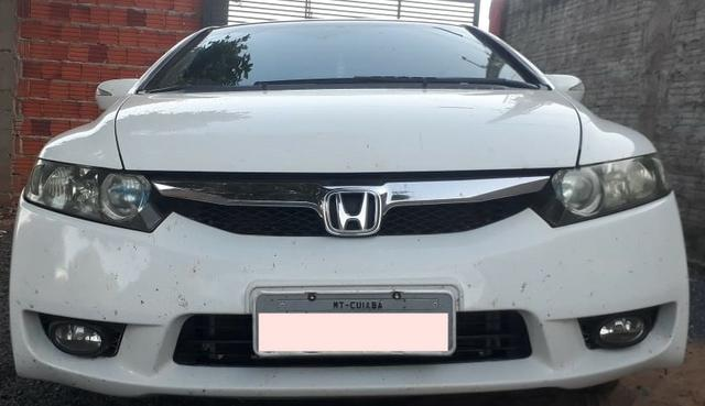 Honda Civic Sedan LXL 1.8/16V Manual - Foto 12