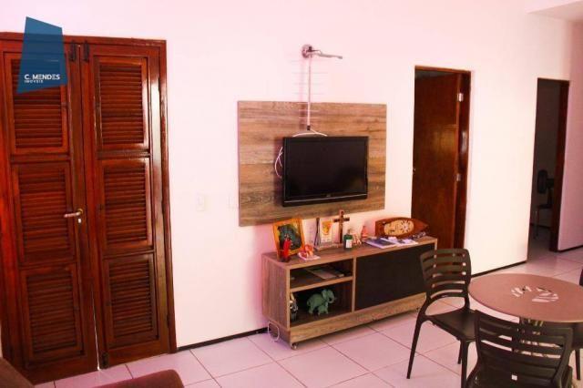 Casa com 4 dormitórios, mobiliada, para alugar, 112 m² por R$ 2.500/mês - Lagoa Redonda -  - Foto 5