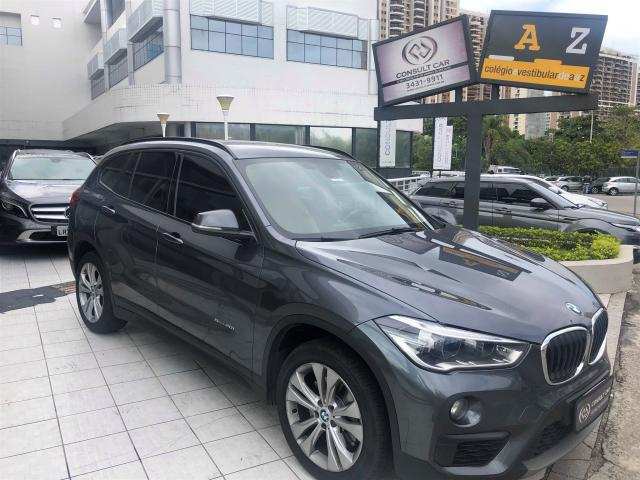 BMW X1 2016/2017 2.0 16V TURBO ACTIVEFLEX SDRIVE20I 4P AUTOMÁTICO