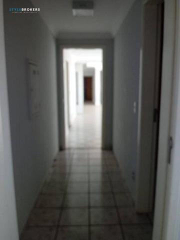 Apartamento no Edifício Ana Vitória com 4 dormitórios à venda, 225 m² por R$ 750.000 - Jar - Foto 16