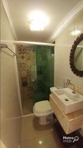 Casa de Condomínio com 3 quartos à venda, 126 m² por R$ 600.000 - Cohama - São Luís/MA - Foto 17