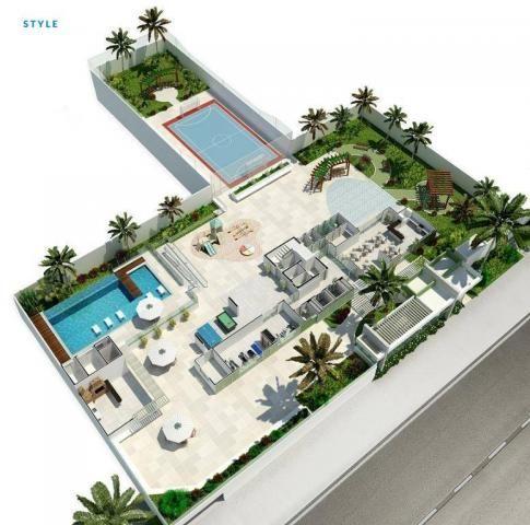 Apartamento no Edifício Saint Riom com 3 dormitórios à venda, 112 m² por R$ 450.000 - Migu - Foto 4