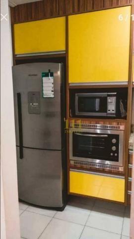Apartamento com 2 dormitórios à venda, 65 m² por R$ 340.000 - Parque Industrial - São José - Foto 13