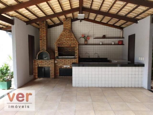 Apartamento com 5 dormitórios à venda, 211 m² por R$ 800.000,00 - Guararapes - Fortaleza/C - Foto 9