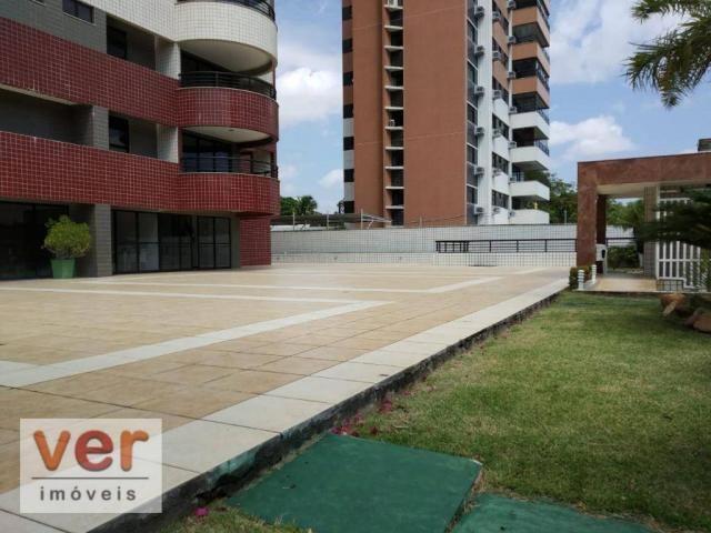 Apartamento com 5 dormitórios à venda, 211 m² por R$ 800.000,00 - Guararapes - Fortaleza/C - Foto 15