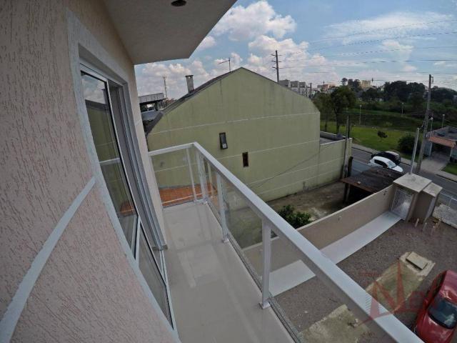 Apartamento 02 quartos no Boneca do Iguaçu, São José dos Pinhais - Foto 13