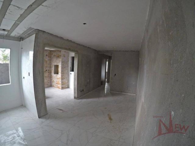 Apartamento 03 quartos no São Cristóvão, São José dos Pinhais - Foto 12