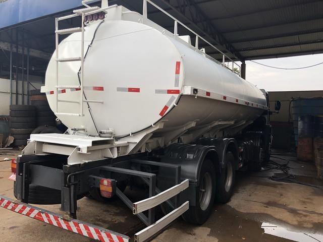 Caminhao Ford cargo 2428 8x2 2011 + tanque 20 mil litros - Foto 3