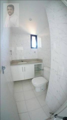 Apartamento com 3 Suítes à venda, 135 m² por R$ 950.000 - Rio Vermelho - Salvador/BA - Foto 5