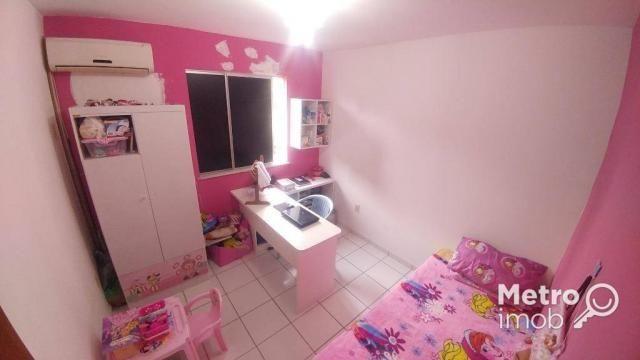Apartamento com 2 quartos à venda, 52 m² por R$ 145.000 - Turu - São Luís/MA - Foto 17