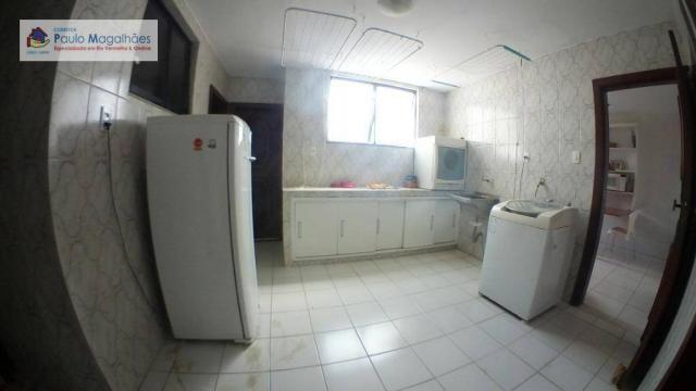 Cobertura com 4 dormitórios 3 suítes  vista a mar nascente à venda, 575m² total m² Rio Ver - Foto 12