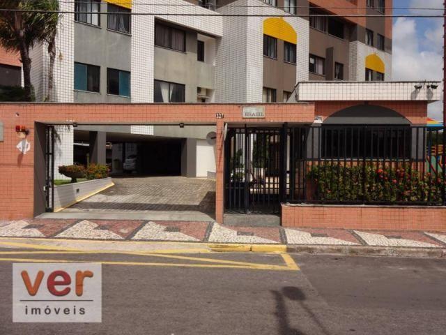 Apartamento com 3 dormitórios para alugar, 74 m² por R$ 800,00/mês - Messejana - Fortaleza - Foto 2
