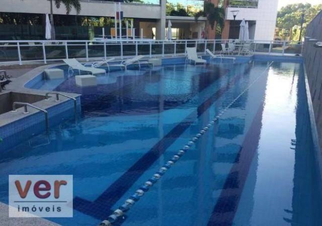 Apartamento com 3 dormitórios à venda, 91 m² por R$ 850.000,00 - Aldeota - Fortaleza/CE