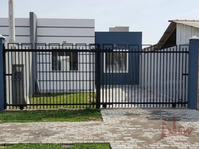 Casa com 03 quartos no São Marcos, São José dos Pinhais