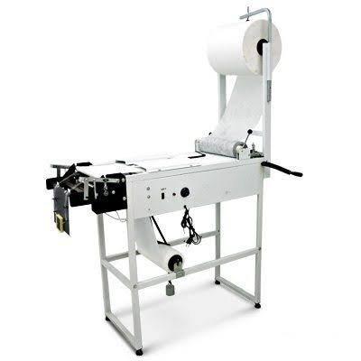 Maquina de fazer fraldas manual