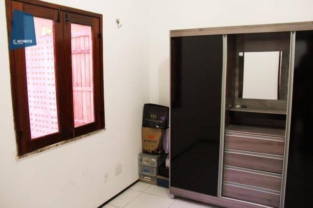 Casa com 4 dormitórios, mobiliada, para alugar, 112 m² por R$ 2.500/mês - Lagoa Redonda -  - Foto 15
