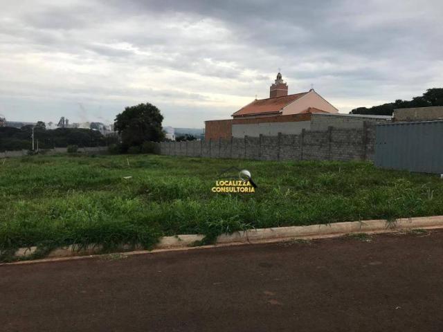 Terreno à venda no condomínio Pau Brasil por R$ 340.000 - Carioba - Americana/SP