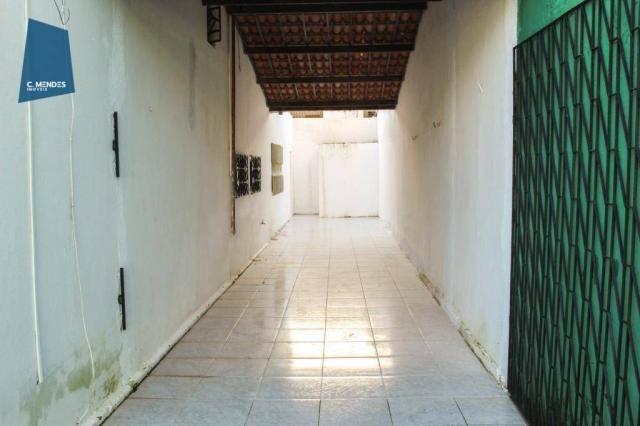 Casa para alugar, 400 m² por R$ 2.200,00/mês - Engenheiro Luciano Cavalcante - Fortaleza/C - Foto 6