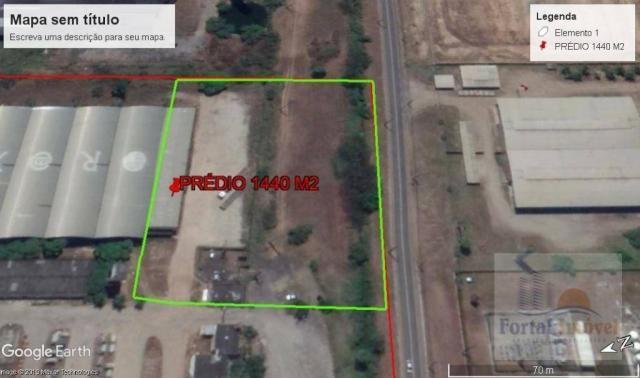 Prédio para alugar, 1440 m² por R$ 21.000/mês - Distrito Industrial - Maracanaú/CE - Foto 7