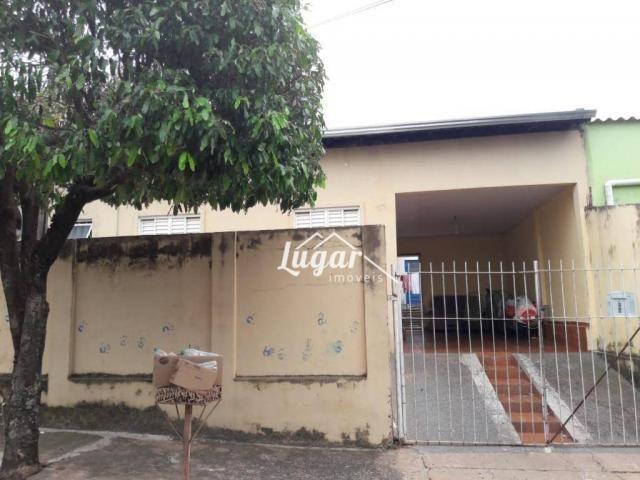 Casa com 2 dormitórios à venda, 120 m² por R$ 170.000 - Núcleo Habitacional Castelo Branco