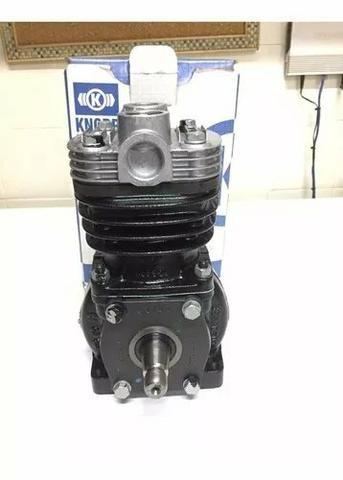 Compressor de ar knor bremse - Foto 4
