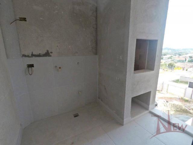 Apartamento 02 quartos (1 suíte) no São Domingos, São José dos Pinhais - Foto 10