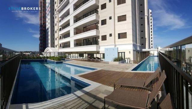 Apartamento no Edifício American Diamond com 4 dormitórios à venda, 182 m² por R$ 1.400.00