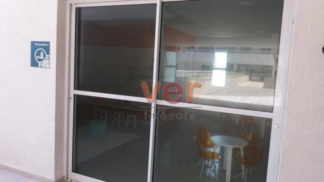 Apartamento para alugar, 61 m² por R$ 1.600,00/mês - Dunas - Fortaleza/CE - Foto 4