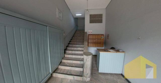 Apartamento com 1 dormitório para alugar, 45 m² por R$ 500,00/mês - Setor Central - Goiâni - Foto 4