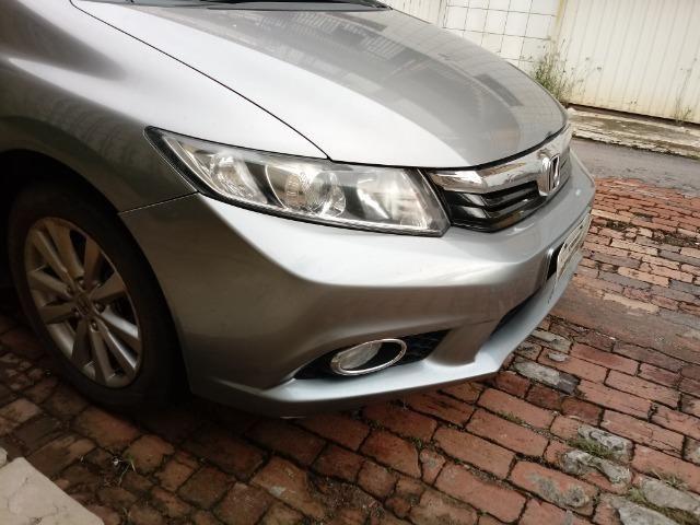 Civic LXR 2.0 Flex 2014 66mil km - Foto 5