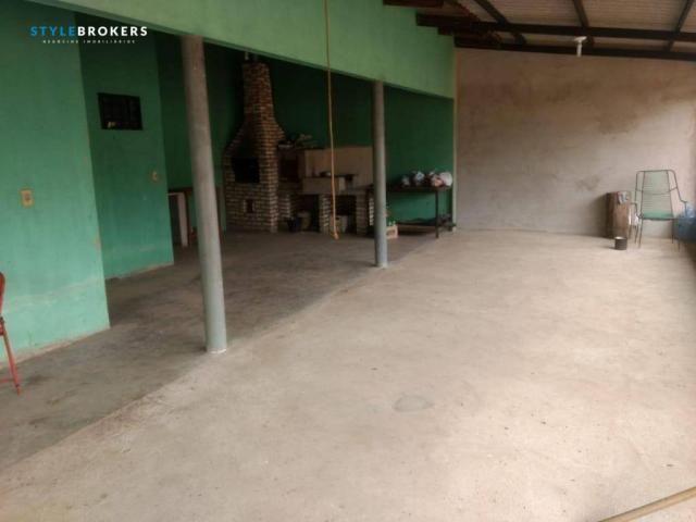 Chácara no Pai André com 1 dormitório à venda, 5100 m² por R$ 200.000 - Pai André - Várzea - Foto 6