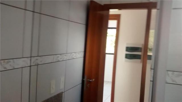 Apartamento  residencial para locação, Tirol, Natal. - Foto 18