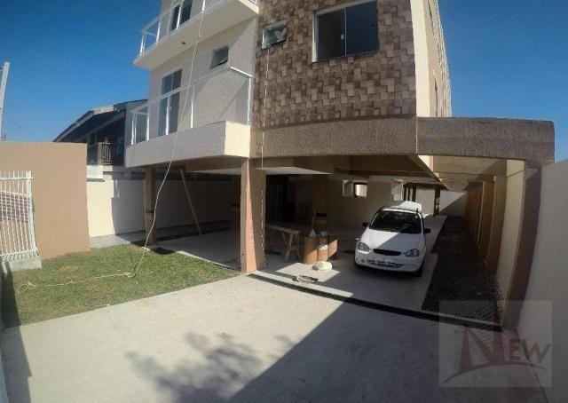 Apartamento 03 quartos (1 suíte) no Afonso Pena em São José dos Pinhais - Foto 2