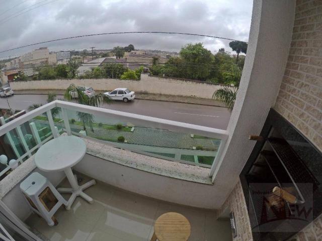 Apartamento 03 quartos sendo 01 suíte no Bom Jesus, São José dos Pinhais - Foto 10