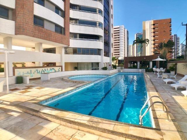 Apartamento no Guararapes com 192m / 3 suítes / 3 vagas / nascente - Foto 18