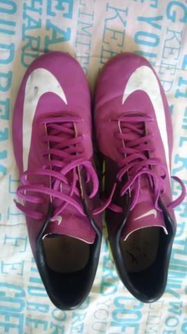005527431e938 Chuteira Nike Mercurial - Esportes e ginástica - Irajá