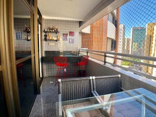 Apartamento no Guararapes com 192m / 3 suítes / 3 vagas / nascente - Foto 12