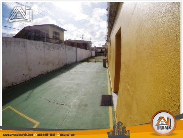 Apartamento com 3 dormitórios à venda, 70 m² por R$ 240.000,00 - Montese - Fortaleza/CE - Foto 5