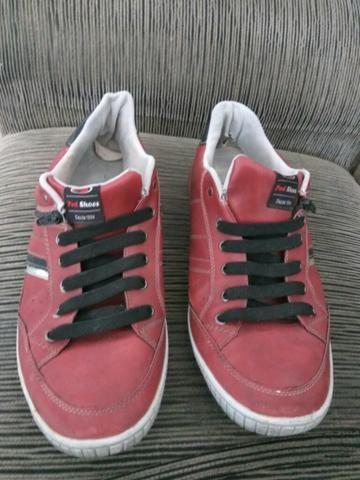 459be53d169 Sapatênis Vermelho - Roupas e calçados - Vila Campestre