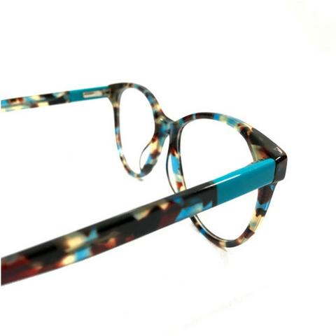 bce65fb14 Armação De Óculos Para Grau Feminino Acetato Chapa - Bijouterias ...