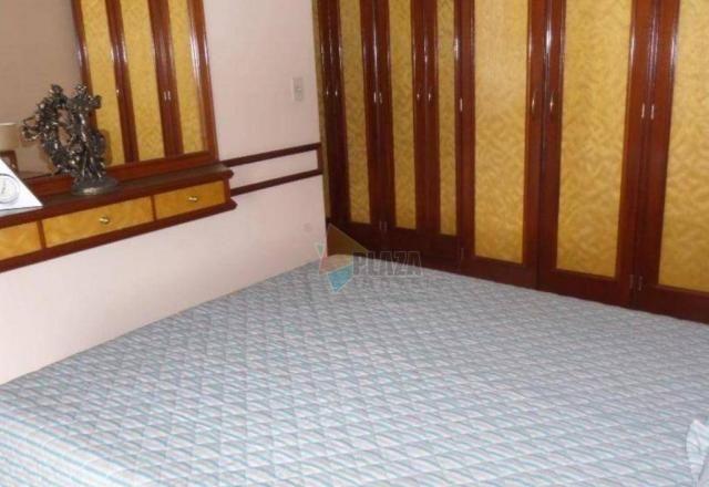 Apartamento com 2 dormitórios para alugar, 90 m² por R$ 3.000,00/mês - Vila Guilhermina -  - Foto 13