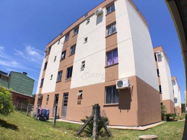 Apartamento com 2 dormitórios à venda, 78 m² por r$ 180.000 - centro - portão/rs - Foto 6