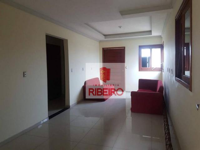 Casa com 3 dormitórios à venda, 69 m² por R$ 215.000 - Nova Divinéia - Araranguá/SC - Foto 8