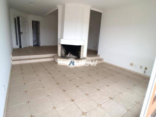 Apartamento com 3 dormitórios à venda, 162 m² por r$ 660.000 - centro - novo hamburgo/rs - Foto 17