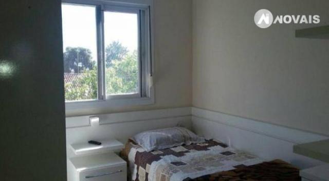 Apartamento com 2 dormitórios à venda, 54 m² por r$ 260.000,00 - santo andré - são leopold - Foto 11