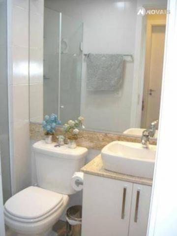 Apartamento com 2 dormitórios à venda, 54 m² por r$ 260.000,00 - santo andré - são leopold - Foto 9