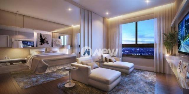 Apartamento com 3 dormitórios à venda, 162 m² por r$ 1.700.000,00 - hamburgo velho - novo  - Foto 13