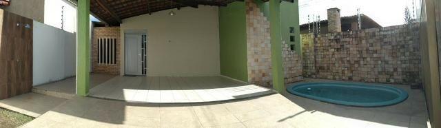 Vendo linda casa 3/4 sendo 1 suite com garagem para 3 carros proximo a maria lacerda, - Foto 2