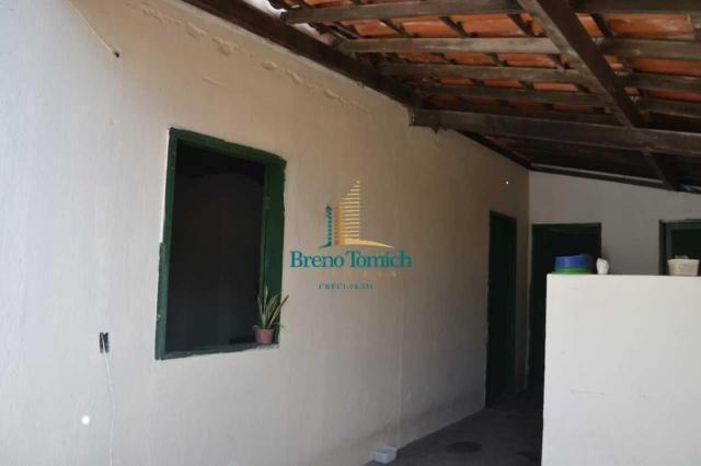 Casa com 3 dormitórios à venda, 91 m² por R$ 180.000 - Centro - Santa Cruz Cabrália/BA - Foto 11